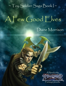 A Few Good Elves Book Cover Web