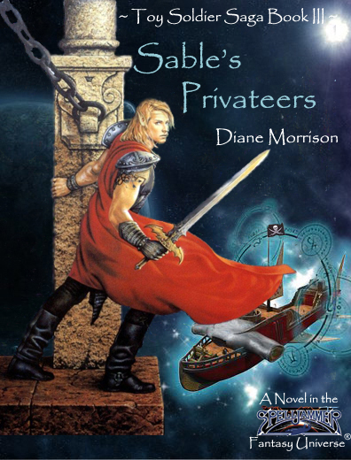 Sable's Privateers (Book Three) (4/4)