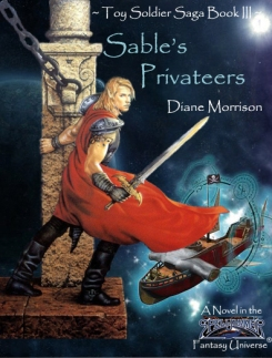 Sable's Privateers Book Cover