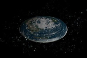 8668005-the-old-flat-earth-inside-stars-on-the-black-background-perspective-view