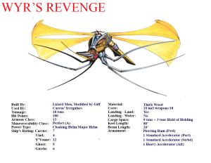Wyr's revenge