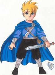 Shaundar Age 40 (A Few Good Elves)