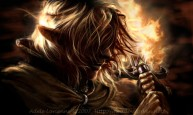 Shaundar (The Mandate of Arvandor). Artist: Adele Lorienne.