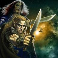 Shaundar Sunfall / Bolvi Bloodfist (Brothers in Arms)
