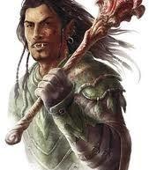 Captain Tharr of the Blacktusk Mercenaries