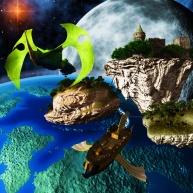 Dragon Rock Artist: Silverblade the Enchanter