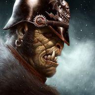 Olaf Bloodfist Artist: Filip Acovic
